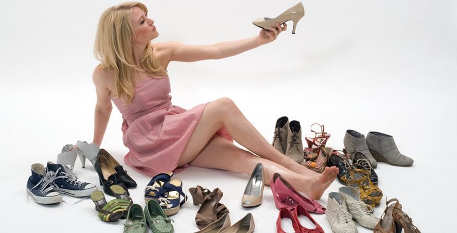 קניית נעליים און ליין